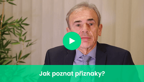 Jak poznat příznaky - prof. MUDr. Jiří Vencovský, DrSc.